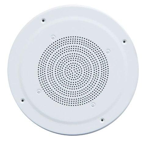 "Speco Technologies G86TG  8"" Speaker Combination with 70/25V Transformer, 12"" Grille G86TG"