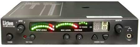 Listen Technologies LT800-216 Stationary Transmitter, 216 MHz LT800-216
