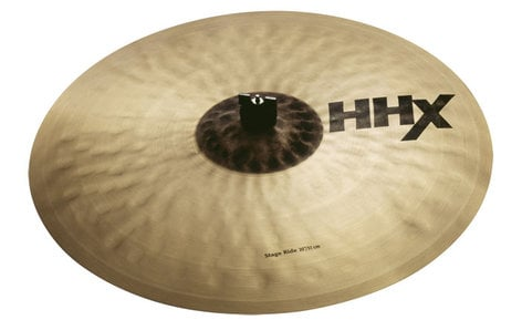 """Sabian HHX Super Set Cymbal Pack 14"""" Stage Hi-Hats, 14"""" & 16"""" X-Plosion Crashes, 20"""" Stage Ride 15007XBS"""