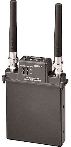 Sony WRR855S(42/44) WRR-855S42/44 UHF Camera Mount Receiver WRR855S(42/44)