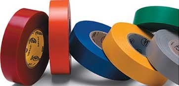 """Rose Brand ELECTRICAL-P28-3/4"""" 66 ft. Roll of 3/4"""" Electrical Tape ELECTRICAL-P28-3/4"""""""
