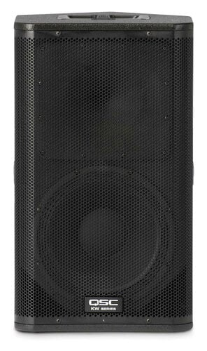 """QSC KW122 12"""" 2-Way 1000 Watt Active Loudspeaker KW122"""