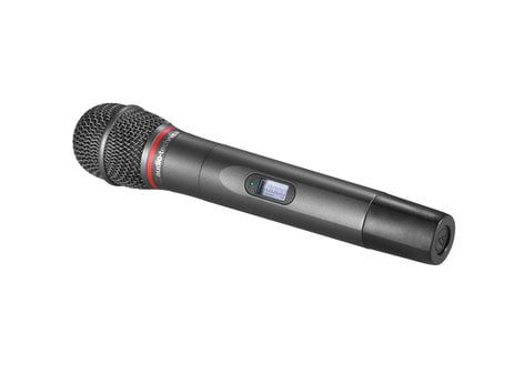 Audio-Technica ATW-T341bC Dynamic Cardioid Handheld Microphone/Transmitter - 3000 Series, C Band ATW-T341BC