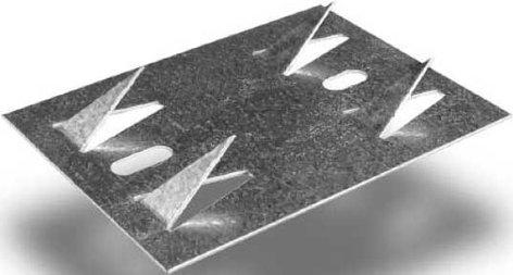 Primacoustic IMPALER-SURFACE Surface Impaler 24 Surface Mount Clips for Broadway Panels IMPALER-SURFACE