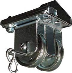 Rose Brand TRAC1703  Live End Pulley TRAC1703