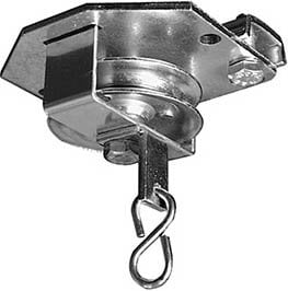 Rose Brand TRAC1704  Dead End Pulley TRAC1704