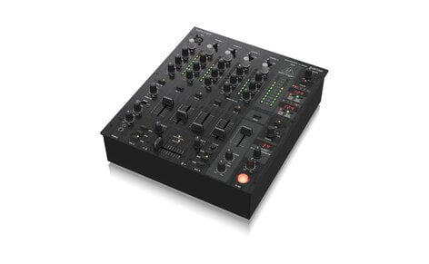 Behringer DJX750 DJ Mixer, 5 Channel with BPM Counter & FX DJX750