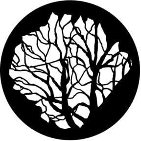 Rosco Laboratories 77110 Tree 6 Gobo 77110