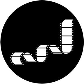 Rosco Laboratories 77937 Film Strip Gobo 77937