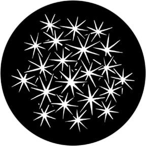 Rosco Laboratories 78124 Sparkles Gobo 78124