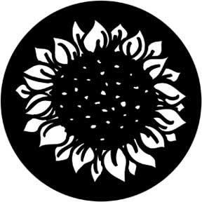 Rosco Laboratories 78177 Sunflower Gobo 78177