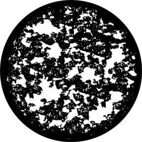 Rosco Laboratories 78418 Open Stipple Gobo 78418