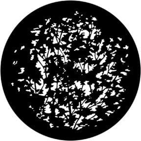 Rosco Laboratories 79114 Dense Leaves 2 Gobo 79114
