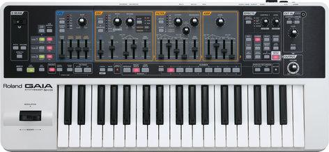 Roland GAIA SH-01 37-Key Synthesizer SH01