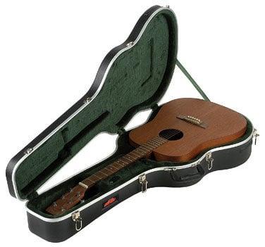 SKB Cases 1SKB-8 Economy Hardshell Dreadnought Acoustic Guitar Case 1SKB-8
