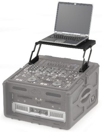 SKB Cases 1SKB-AV8 8 Space Audio Video Shelf for 1SKB-R104 or any 8U Slant Top Rack 1SKB-AV8