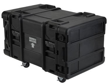 "SKB Cases 3SKB-R908U30  8U Roto Shockmount Rack Case - 30"" Deep 3SKB-R908U30"