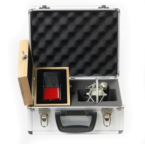 Avantone CR-14 Ribbon Microphone, Dual Element, Figure 8 CR-14-AVANTONE
