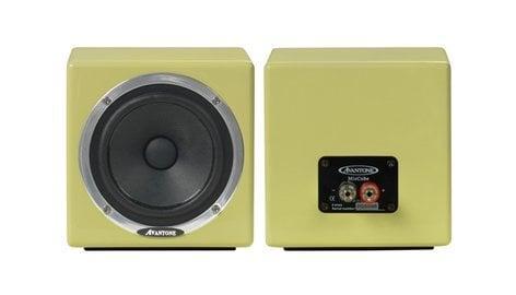 Avantone MIXCUBES Mini Reference Monitors, Shielded, Pair MIXCUBE-P