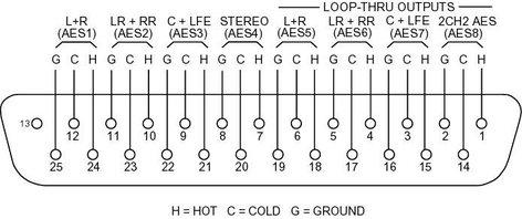 Grace Design M906L  AES Loop Option for M906, Factory Installed Only M906L