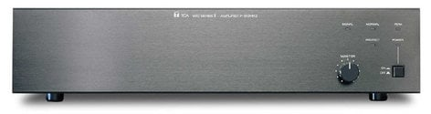 TOA P-924MK2 240W, 70V, 4 Ohm Power Amplifier  with 1 Port P924MK2UL