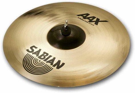 "Sabian 21687XB 16"" AAX X-Plosion Crash Cymbal in Brilliant Finish 21687XB"