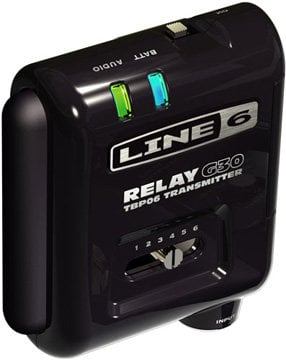 Line 6 Relay G30 Digital Wireless Guitar System RELAY-G30