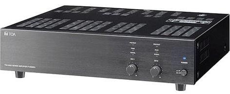 TOA P9120DHCU P-9120DH Amplifier 120W, 70V, 2 Channel P9120DHCU
