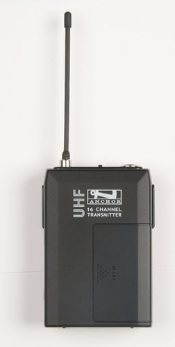 Anchor WB-6000 Wireless Body-Pack Transmitter WB6000