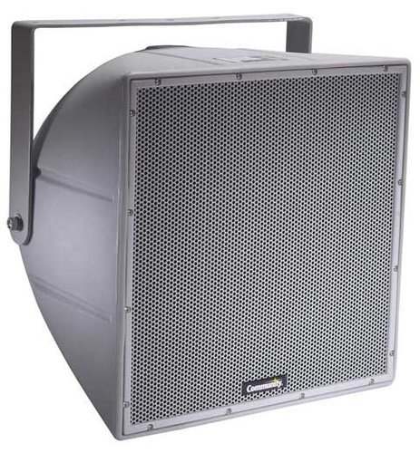 """Community R.5-99TZ R Series 12"""" 2-Way Weather-Resistant Loudspeaker with 90°x90° Dispersion and 70V/100V Transformer in Grey R.5-99TZ"""