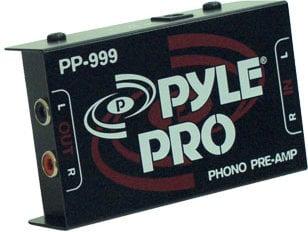 Pyle Pro PP999 Phono Preamplifier PP999