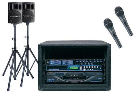 VocoPro RECORDING-ARTIST-300 Karaoke/Recording System RECORDING-ARTIST-300