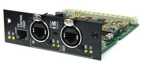 Allen & Heath M-ES-V2-A  EtherSound Module for Port B Option Slot for iLive-T, 64 Channel, ES100 Control M-ES-V2-A
