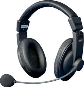 HM Electronics CZ11435 (BP200 Beltpack w/headset) BP200 Beltpack with CC-30 Headset CZ11435