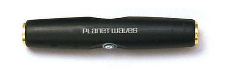 """Planet Waves PW-P047T  1/4"""" Female Stereo to 1/4"""" Stereo Female Adapter PW-P047T"""