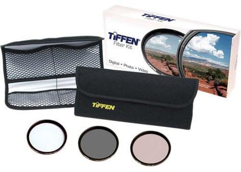 Tiffen 77DVEK3 DV Essential Kit and Pouch 77DVEK3