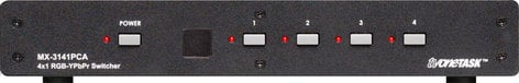 TV One MX-3141PCA  Video/Audio Routing Switcher 4x1 RGB/YPbPr MX-3141PCA