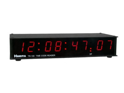 Horita TR-100 LED Display Time Code Reader TR100