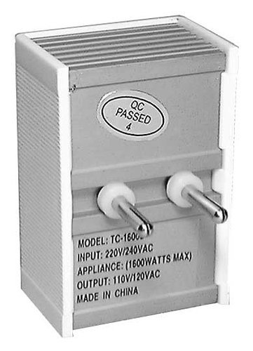 Philmore 48-516  1600W Stepdown Voltage Converter 48-516