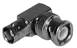 Philmore 953NP  BNC Male to BNC Female Right Angle Adapter (in Display Packaging) 953NP