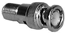 Philmore 960  BNC Male to F Female Adaptor 960