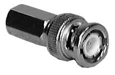 Philmore 987B  Twist-On Male BNC Connector (for Belden 8281 Wire, Bulk Packed) 987B