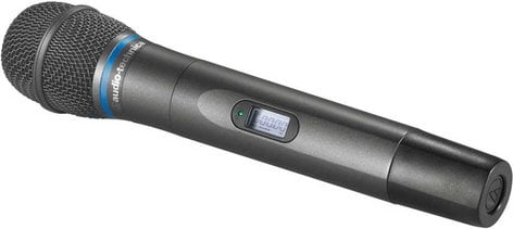 Audio-Technica ATW-T371BC Wireless Handheld Mic/Transmitter, Cardioid Condenser, for AT 3000 Series, TV25-30 ATW-T371BC