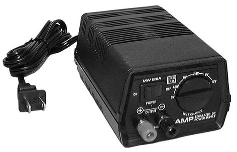 Philmore MW122A 12VDC Regulated Power Supply MW122A