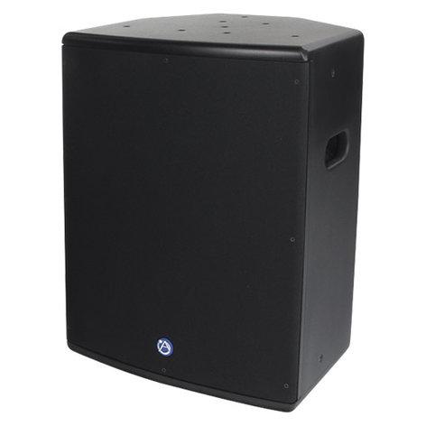 "Atlas Sound SM12CXT-B 12"" Coaxial Speaker System, 70.7/100V & 8 Ohm, Internal Transformer, Black Finish SM12CXT-B"