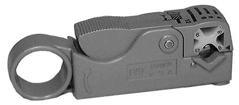 Philmore WS145  Single-Action Coaxial Cable Stripper WS145