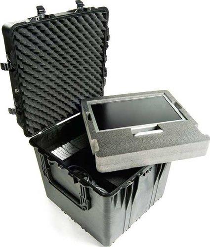 "Pelican Cases PC0370 24"" Cube Case with Foam PC0370"
