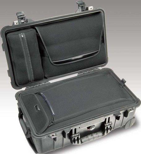 Pelican Cases 1510LOC Laptop Overnight Case PC1510LOC