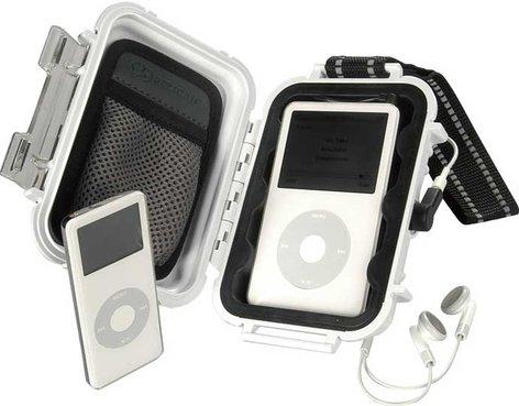 Pelican Cases i1010 Blue Protective iPod Case PCI1010-BLUE