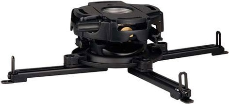 Peerless PRG-1 Universal Precision Gear Projector Mount in Black WITHOUT Adapter Plate PRG-1-B